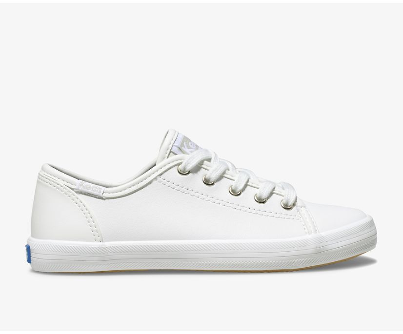 Kickstart Core Sneaker, White, dynamic