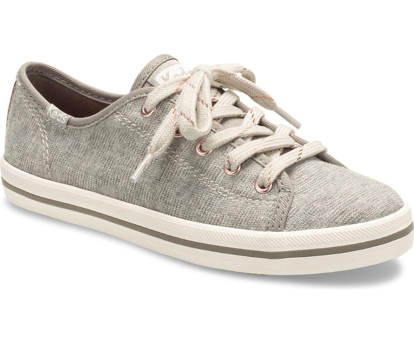 Kickstart Fall Sneaker, Grey Geo Jersey, dynamic