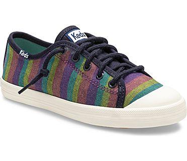 Kickstart Rainbow Stripe Toe Cap, Rainbow Stripe, dynamic