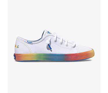 PWR GRL Kickstart, White Rainbow, dynamic