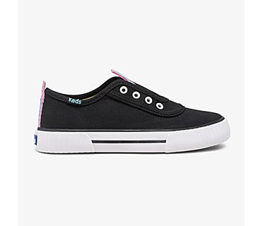 Washable Topkick Slip On, Black, dynamic