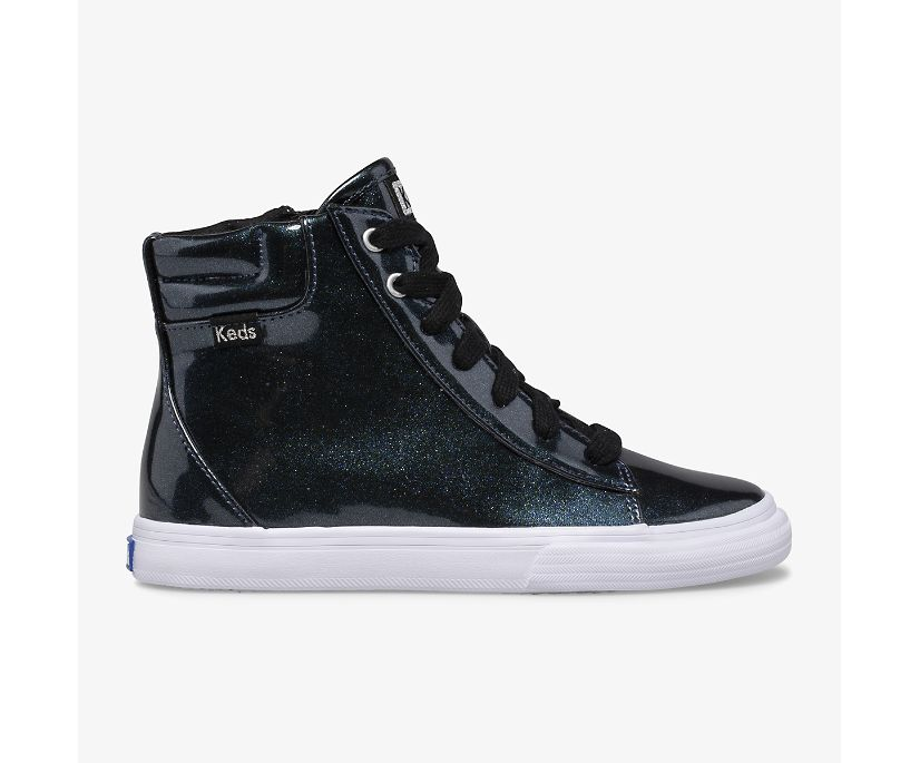Double Up High Top, Black/Multi, dynamic