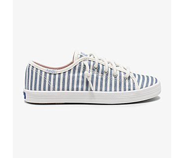 Kickstart Feat. Organic Cotton, Preppy Stripe, dynamic