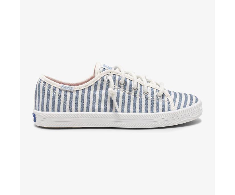 Kickstart Feat. Organic Cotton, Preppy Stripe, dynamic