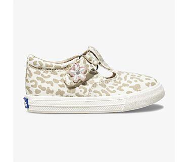 Daphne Leopard Sneaker, Snow Leopard, dynamic