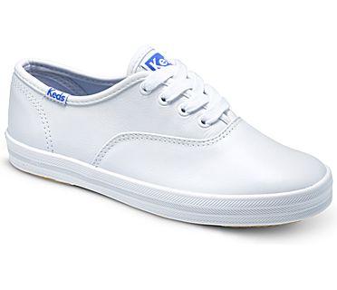 Champion CVO Sneaker, White Leather, dynamic