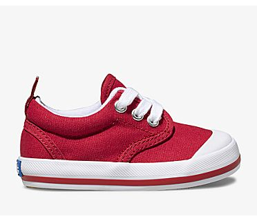 Graham Sneaker, Red, dynamic