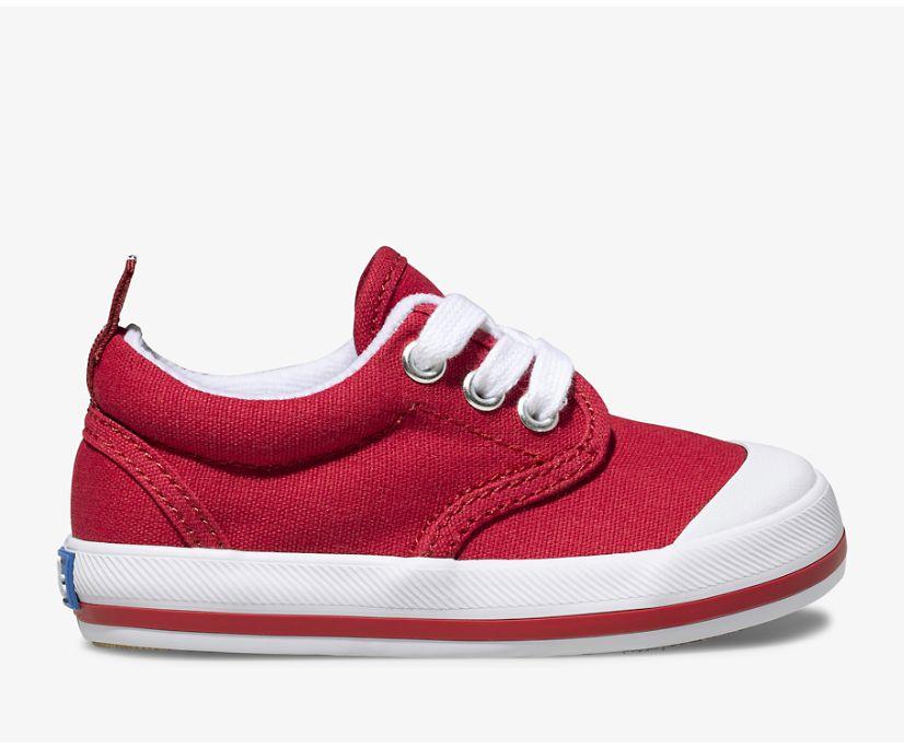 Graham Sneaker, Red, dynamic