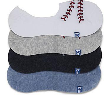 Sneaker Socks, Baseball Asst, dynamic