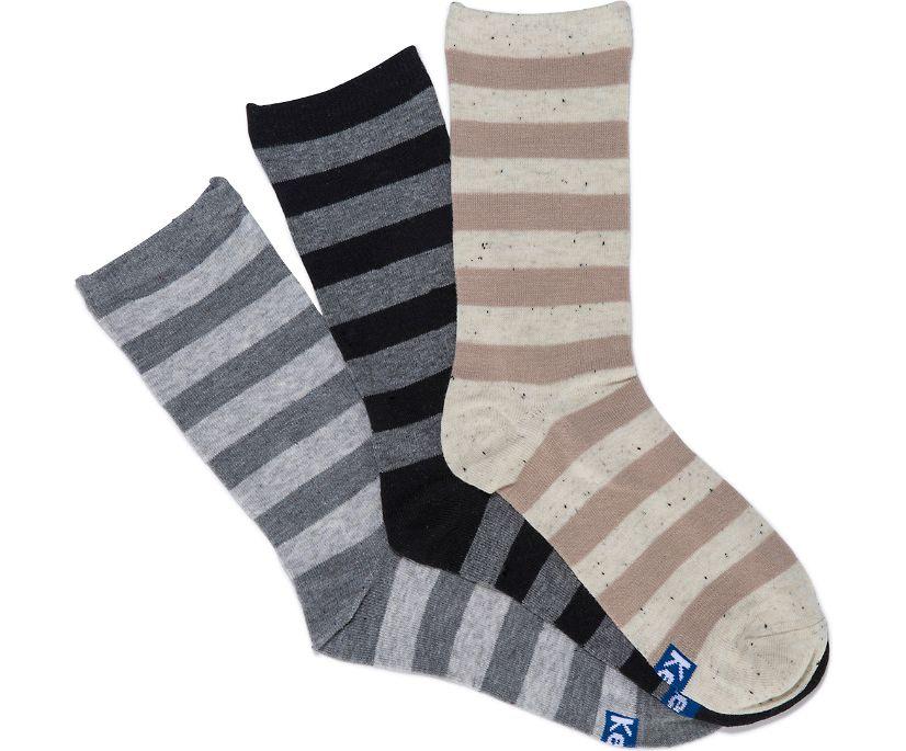 Super Soft Boot Socks, Charcoal Heather Asst, dynamic