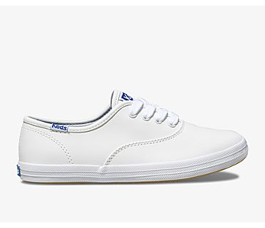 Champion CVO Sneaker, White Leather, dynamic