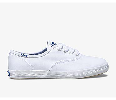 Champion CVO Sneaker, White Canvas, dynamic