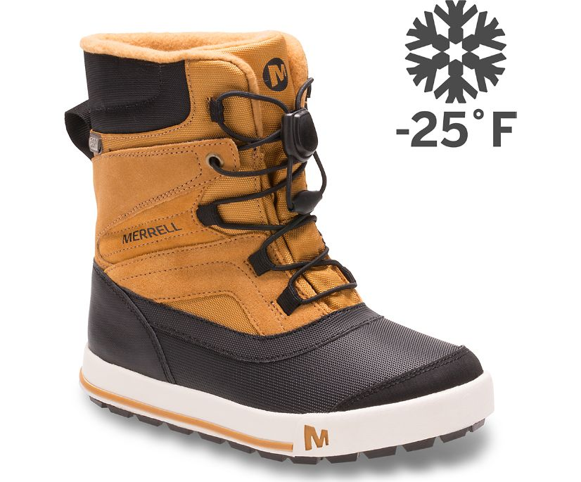 Snow Bank 2.0 Boot, Wheat / Black, dynamic