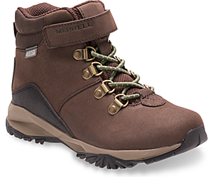 Alpine Waterproof Boot, Brown, dynamic