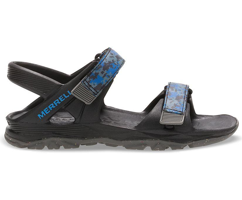 Hydro Drift Sandal, Black / Navy, dynamic
