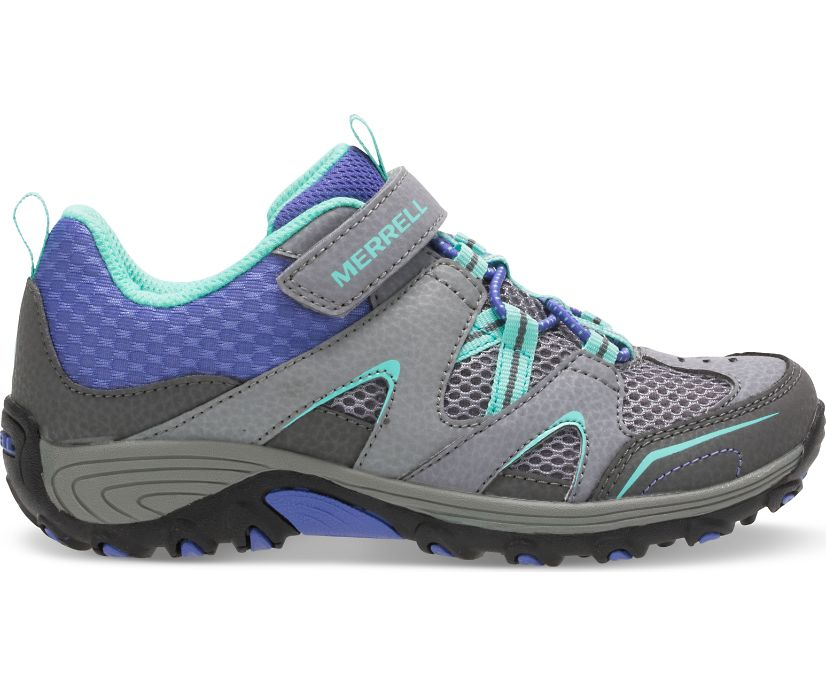 Trail Chaser Shoe, Grey/Multi, dynamic
