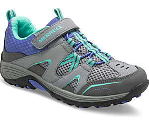 Trail Chaser Shoe, Grey/Multi, dynamic