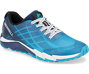 Bare Access Sneaker, Blue, dynamic