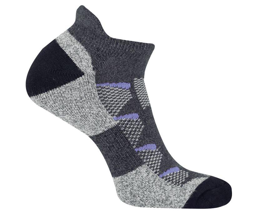 Moab Anniversary Low Cut Tab Sock, Black, dynamic