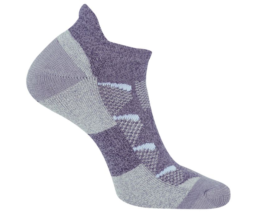 Moab Anniversary Low Cut Tab Sock, Blue, dynamic