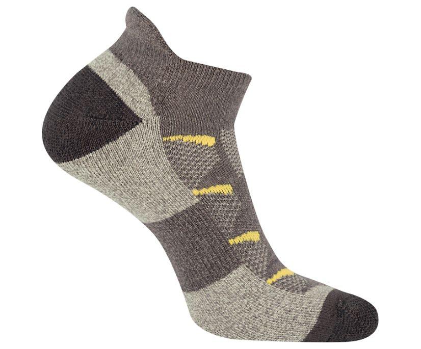 Moab Anniversary Low Cut Tab Sock, Brown, dynamic