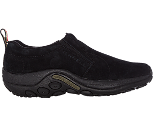 Jungle Moc Wide Width, Black, dynamic