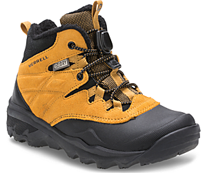 Thermoshiver Boot, Wheat, dynamic