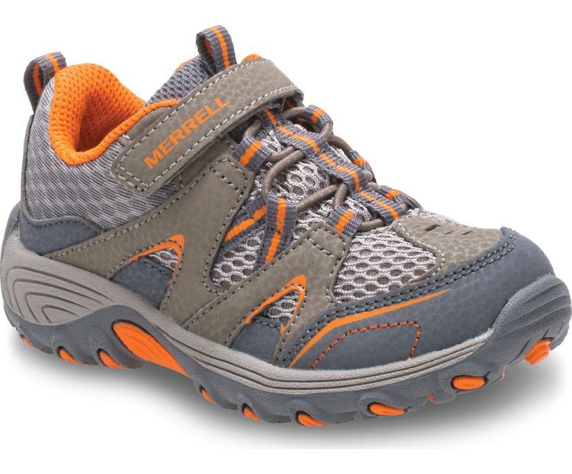 Trail Chaser Jr. Shoe, Gunsmoke, dynamic