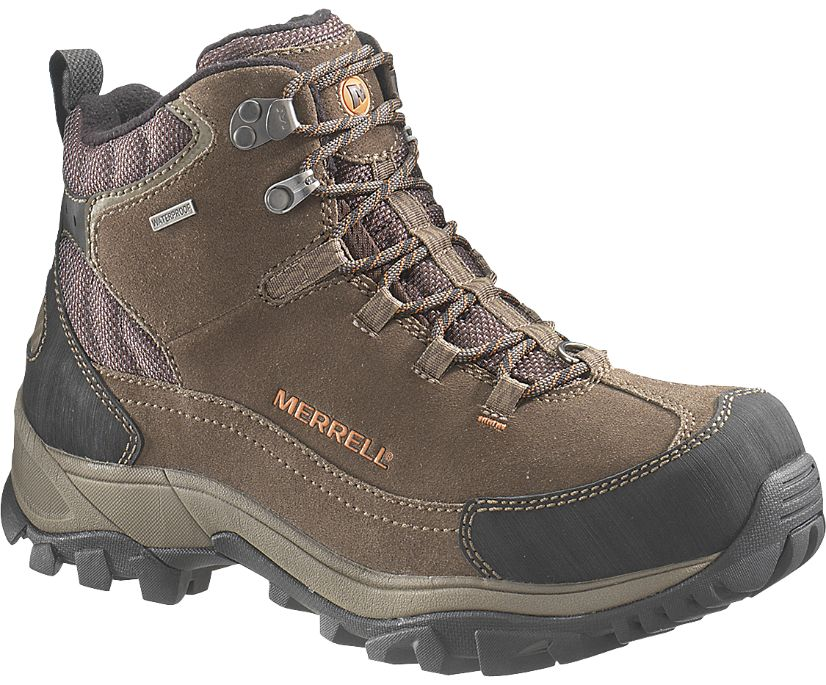 Norsehund Omega Mid Waterproof, Merrell Stone, dynamic