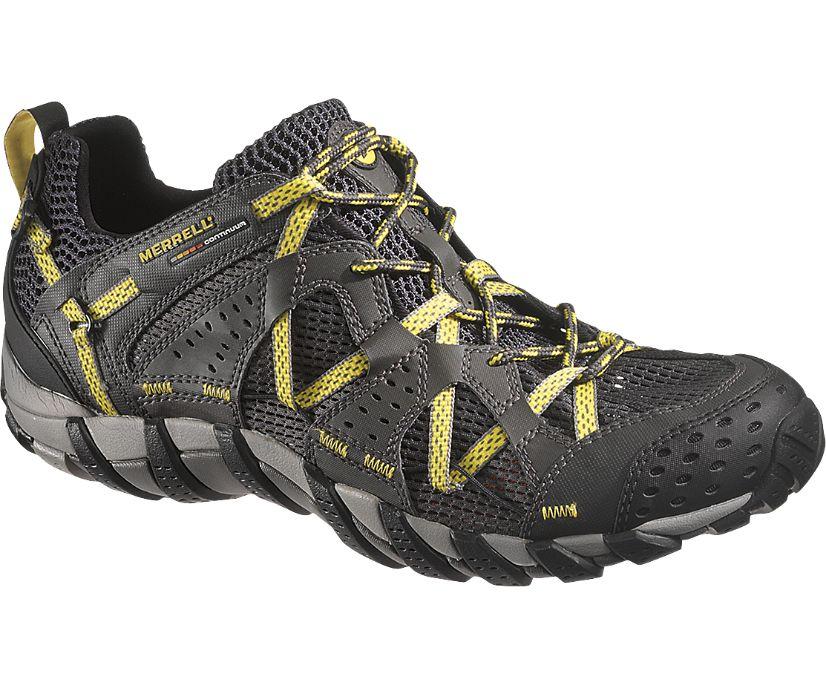 Waterpro Maipo, Carbon/Empire Yellow, dynamic