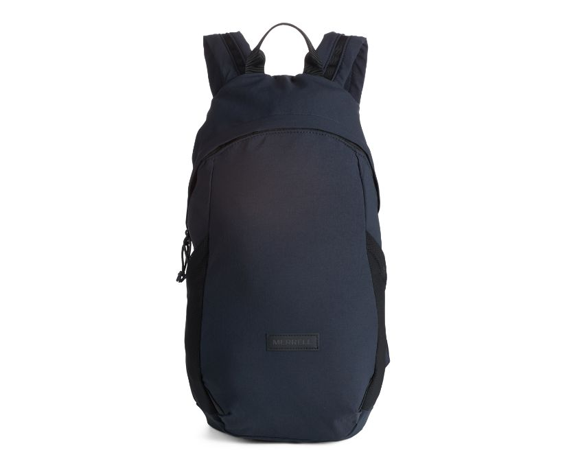 Wayfinder Packable Backpack, Black, dynamic