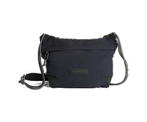 Wayfinder Packable Sacoche Bag, Black, dynamic