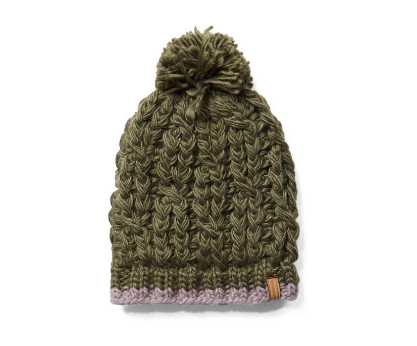 Trailhead Pom Beanie, Lichen/Haze, dynamic