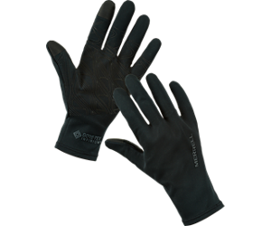 GORE-TEX® Powerstretch Glove, Black, dynamic