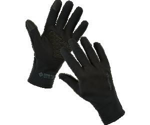 GORE-TEX® Softshell Fleece Lined Glove, Black, dynamic