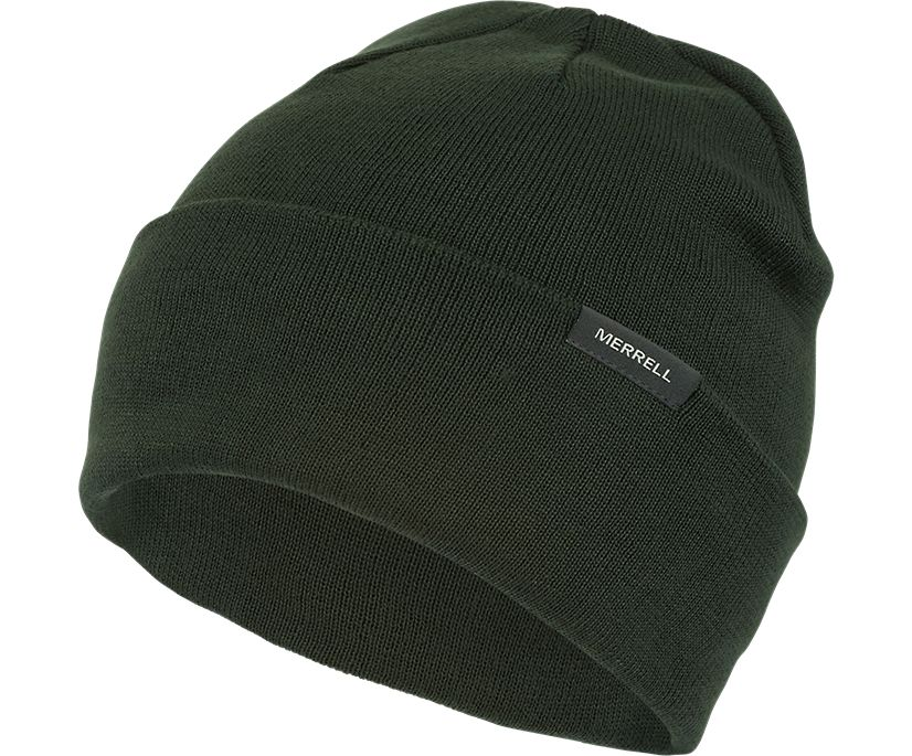 Midweight Beanie II, Forest, dynamic