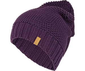 Questa HW Beanie, Blackberry, dynamic