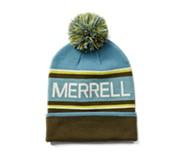 College Pom Hat, Pine/Lichen, dynamic