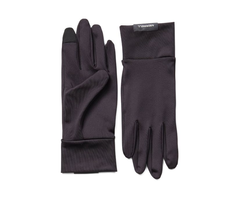 Anti Microbial Glove, Black, dynamic