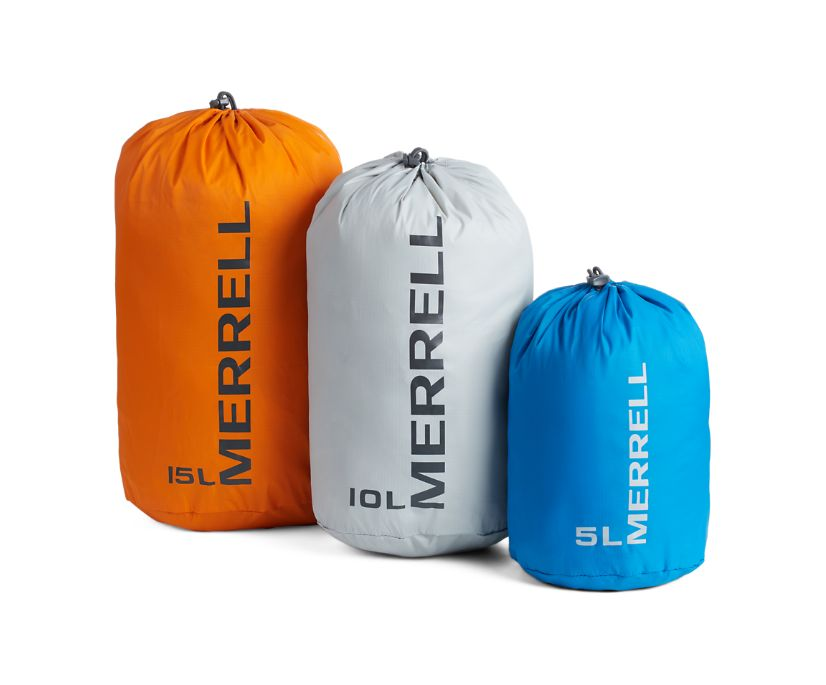 Elements Multi-Pack Stuff Sacks, Multi, dynamic