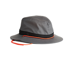 Trailhead Bucket Hat, Asphalt, dynamic