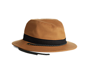 Trailhead Bucket Hat, Coyote, dynamic