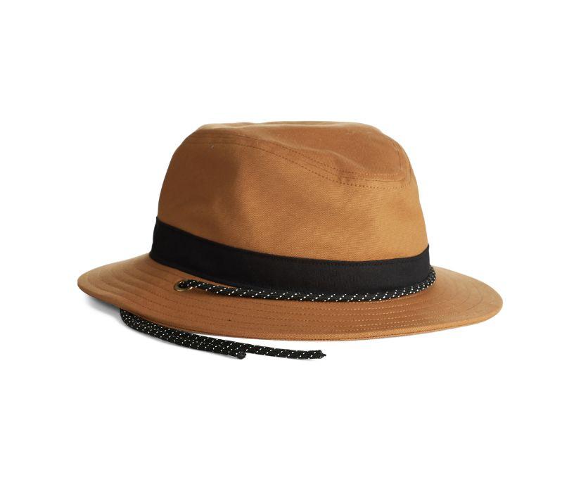 Trailhead Bucket Hat, Coyote, dynamic
