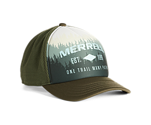 Photo Print Trucker Hat, Kombu, dynamic