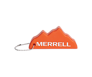 Floatie Key Chain, Orange, dynamic