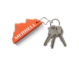 Merrell Floatie Key Chain