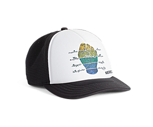 Outdoors For All Fist Graphic Hat, Fist Graphic, dynamic