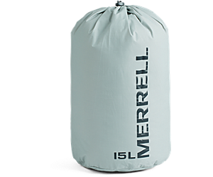Crest 15L Stuff Sack, High Rise, dynamic