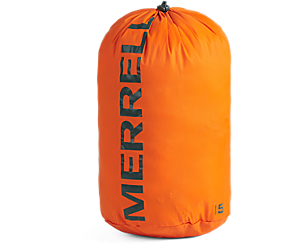 Crest 15L Stuff Sack, Russet Orange, dynamic