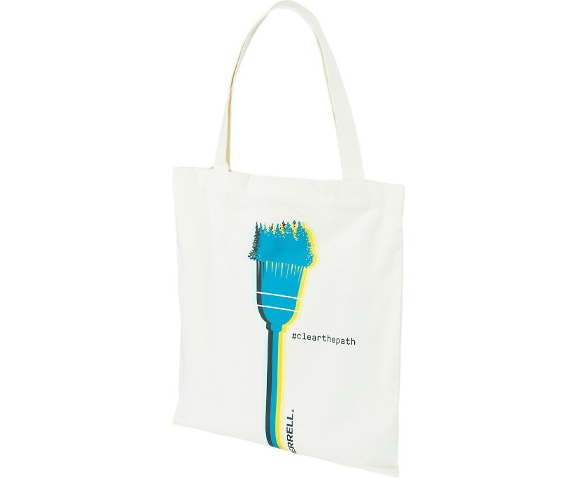 Trailhead Tote Bag, Sweeper Print, dynamic